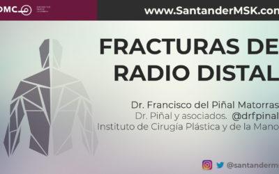 12# Fracturas de radio distal